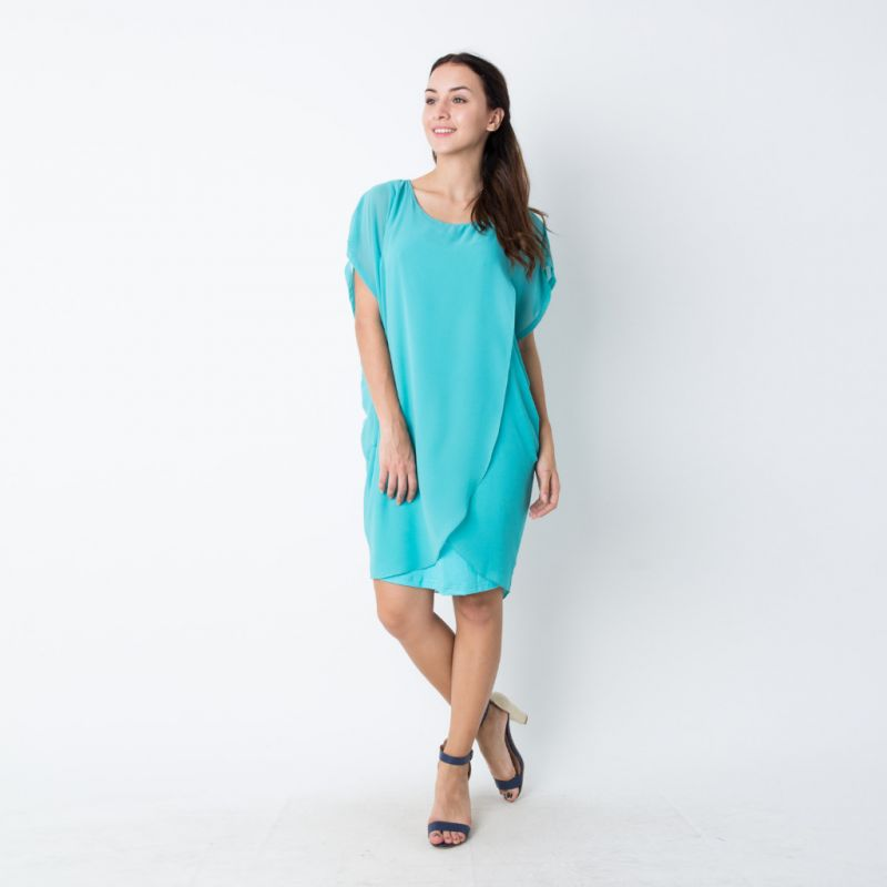 Maternity / Nursing Dress Calista 53003 Tosca
