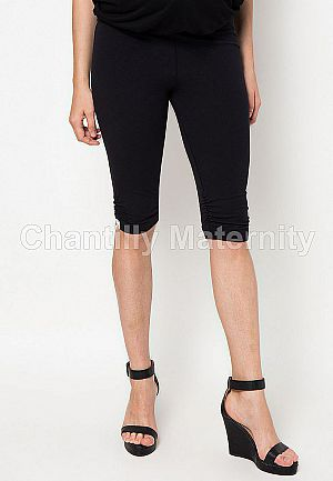 Chantilly Celana Knee (3/4) Spandex Adjustable 82014 BK